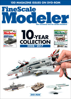 Kalmbach Finescale Modeler 10yrs Dvd, LIST PRICE $29.99