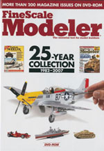 Kalmbach FineScale Modeler : 25 Year Collection on DVD, LIST PRICE $99.95