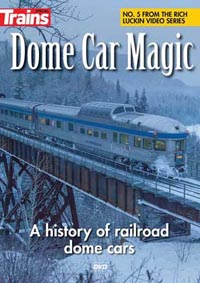 Kalmbach A Dome Car Magic DVD, LIST PRICE $19.95