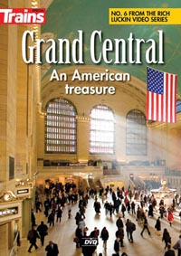 Kalmbach A Grand Central DVD, LIST PRICE $19.95
