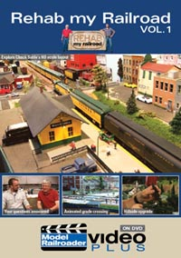 Kalmbach A Rehab My Railroad: Vol. 1, LIST PRICE $12.99