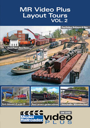 Kalmbach Vol 2 Layout Tours DVD, LIST PRICE $12.99