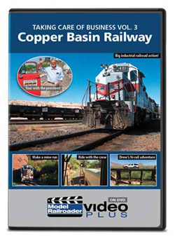 Kalmbach Copper Basin Rail TCB v3 DVD, LIST PRICE $12.99