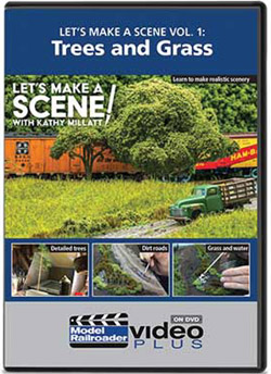 Kalmbach Let's Make a Scene Vol 1 DVD, LIST PRICE $12.99