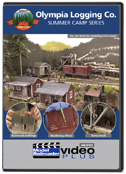 Kalmbach Olympia Logng Co Smmr DVD, DUE 4/30/2020, LIST PRICE $12.99
