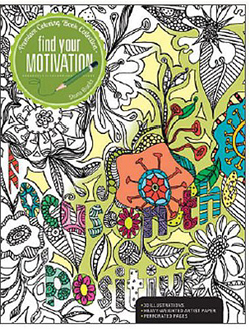 Kalmbach Inspiration Coloring Book, LIST PRICE $12.99