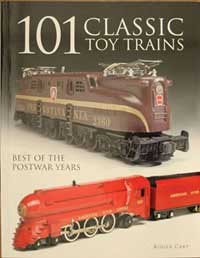 Kalmbach 101 Classic Toy Trains, LIST PRICE $24.95
