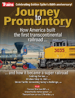Kalmbach Journey to Promontory '19 Pin, LIST PRICE $6.65