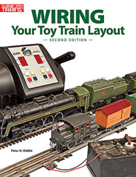 Kalmbach Wiring Toy Train Layout 2Nded, LIST PRICE $21.95