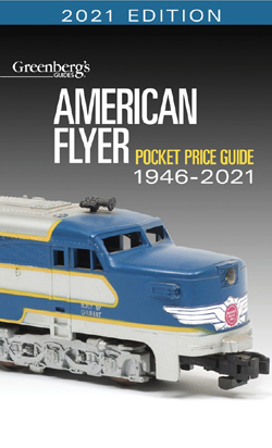 Kalmbach American Flyer Pocket Guide 1946-2021, LIST PRICE $16