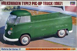 Hasegawa Models '67 VW TYPE 2 PICK UP 1:24    , LIST PRICE $43.39