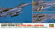 Hasegawa Models AIR WEAPONS Special Bombs 1:72, LIST PRICE $13.99