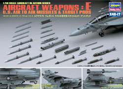 Hasegawa Models Aircraft Weapons 1:48, LIST PRICE $27.99