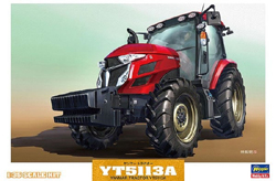 Hasegawa Models Yanmar Tractor YT5113A 1:35, LIST PRICE $54.99