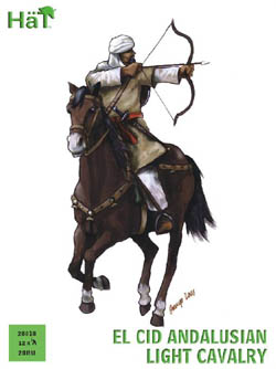HaT Ind. Figures Andalusian Light Cavalry 28Mm, LIST PRICE $15