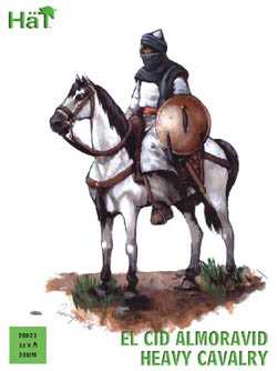 HaT Ind. Figures Almoravid Light Cavalry 28Mm, LIST PRICE $15