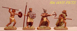 HaT Ind. Figures PICTS 1:72 , LIST PRICE $4.59