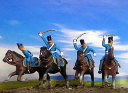 HaT Ind. Figures PRUSSIAN DRAGOONS 1:72        , LIST PRICE $7.5