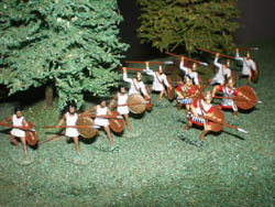 HaT Ind. Figures AFRICAN INFANTRY 1:72         , LIST PRICE $7.5