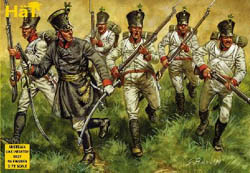 HaT Ind. Figures AUSTRIAN INFANTRY 1:72        , LIST PRICE $7.5