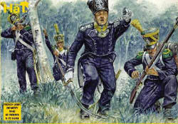 HaT Ind. Figures FRENCH LIGHT INFANTRY 1:72    , LIST PRICE $7.5