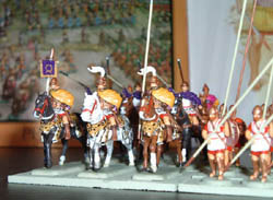 HaT Ind. Figures ALEXANDER'S MACEDON CAV 1:72  , LIST PRICE $7.5