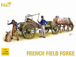 HaT Ind. Figures NAPOLEONIC FIELD FORGE 1:72   , LIST PRICE $10.69