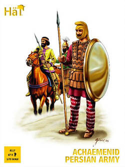 HaT Ind. Figures PERSIAN ARMY 1:72             , LIST PRICE $15