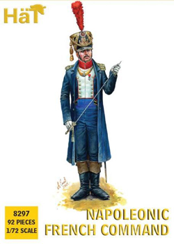 HaT Ind. Figures Nap French Command 1:72, LIST PRICE $999.99