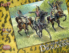 HaT Ind. Figures French Dragoons 1:32, LIST PRICE $15