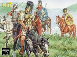HaT Ind. Figures REPLUBICAN ROMAN CAVALRY 1:32 , LIST PRICE $10