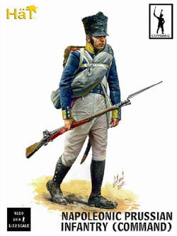 HaT Ind. Figures PRUSSIAN COMMAND 1:32         , LIST PRICE $19.99
