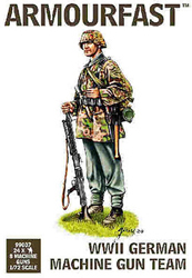HaT Ind. Figures LATE GERMAN MACHINE GUN TEAM  , LIST PRICE $7.5