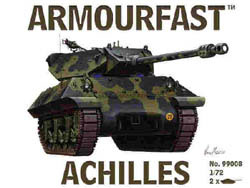 HaT Ind. Figures ACHILLES TANK DESTROYER 2pk   , LIST PRICE $15