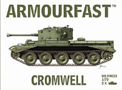 HaT Ind. Figures CROMWELL TANK 1:72 , LIST PRICE $15
