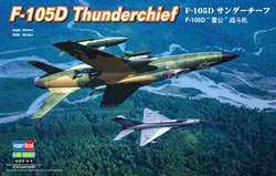 Hobby Boss 1/48 F-105D Thunderchief�, LIST PRICE $69.99