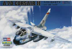 Hobby Boss 1/48 A-7D Corsair II Aircraft, LIST PRICE $68.99