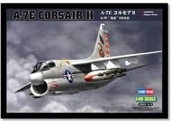 Hobby Boss 1/48 A-7E Corsair II Aircraft, LIST PRICE $68.99