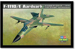 Hobby Boss 1/48 F-111D/E Aardvark, LIST PRICE $110