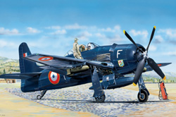 Hobby Boss 1/48 F8F-1B Bearcat Carrier Fighter, LIST PRICE $29.99