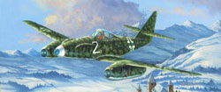Hobby Boss 1/48 ME 262 A-1A/U3, LIST PRICE $36.99