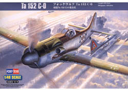 Hobby Boss 1/48 TA-152 C-O Fighter, LIST PRICE $31.99