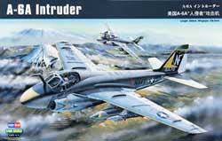 Hobby Boss 1/48 A-6A Intruder, LIST PRICE $94.99
