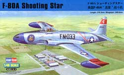 Hobby Boss 1/48 F-80A Shooting Star Fighter, LIST PRICE $46.99