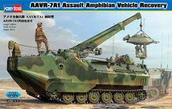 Hobby Boss AAVR-7A1 AAVR 1:35, LIST PRICE $69.99