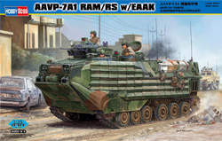 Hobby Boss AAVP-7A1 RAM/RS W/eaak 1:35   , LIST PRICE $69.99