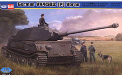 Hobby Boss 1/35 German VK4502 (P) Vorne Heavy Tank, LIST PRICE $52.99