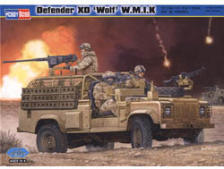 Hobby Boss 1/35 Land Rover Wolf W MIK 4z4 Truck, LIST PRICE $48.99