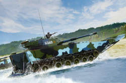 Hobby Boss 1/35 PLA ZTD-05 AAAV, LIST PRICE $61.99