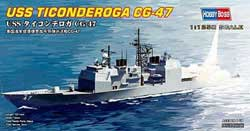 Hobby Boss USS TICONDEROGA CG-47 1:1250  , LIST PRICE $9.99